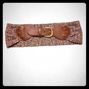 H&M flower belt